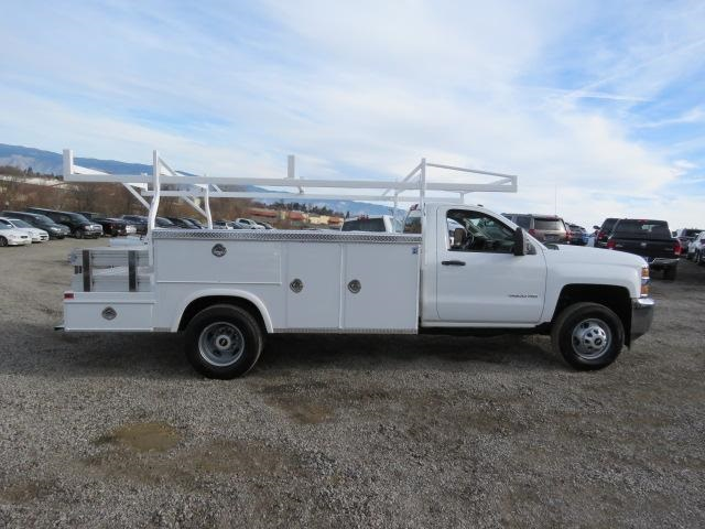 2017 Silverado 3500 Regular Cab DRW 4x2,  Royal Service Combo Body #CF9871 - photo 3