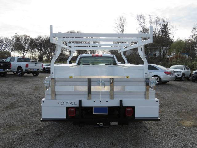 2017 Silverado 3500 Regular Cab DRW 4x2,  Royal Service Combo Body #CF9871 - photo 10