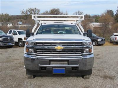2017 Silverado 3500 Regular Cab DRW 4x2,  Royal Service Combo Body #CF9871 - photo 9
