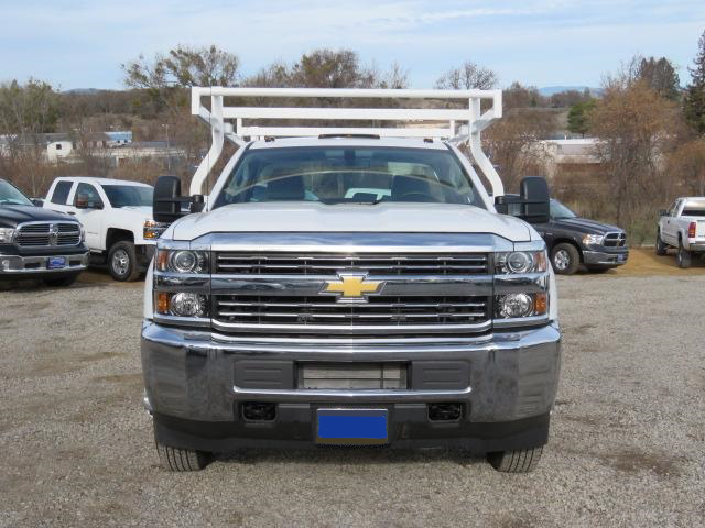 2017 Silverado 3500 Regular Cab DRW 4x2,  Royal Service Combo Body #CF9872 - photo 18