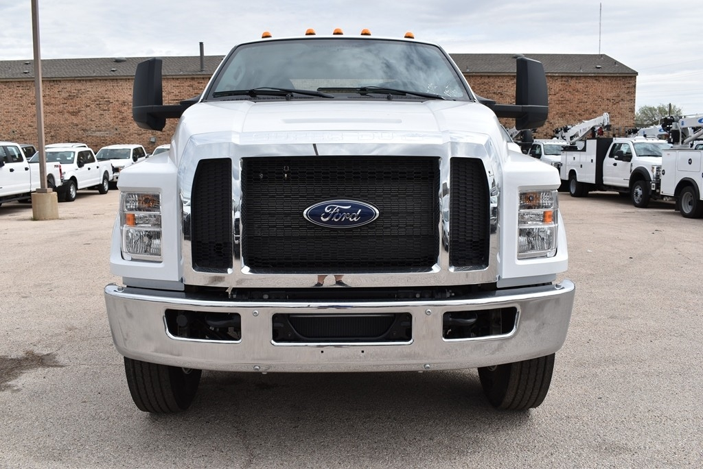 2021 Ford F-650 Crew Cab DRW 4x2, Cab Chassis #101355 - photo 3