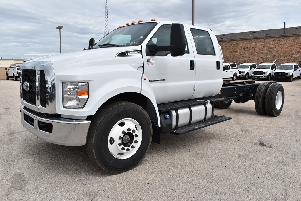 2021 Ford F-650 Crew Cab DRW 4x2, Cab Chassis #101355 - photo 4