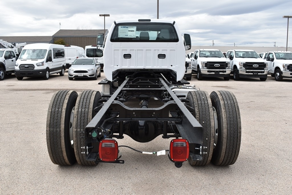 2021 Ford F-650 Crew Cab DRW 4x2, Cab Chassis #101355 - photo 7