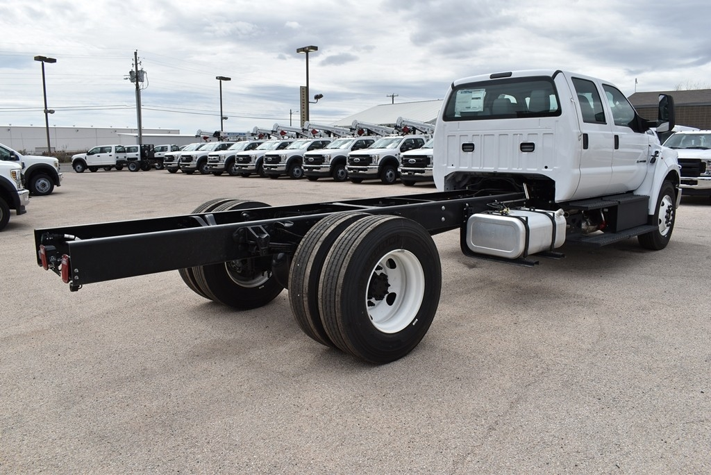 2021 Ford F-650 Crew Cab DRW 4x2, Cab Chassis #101355 - photo 1