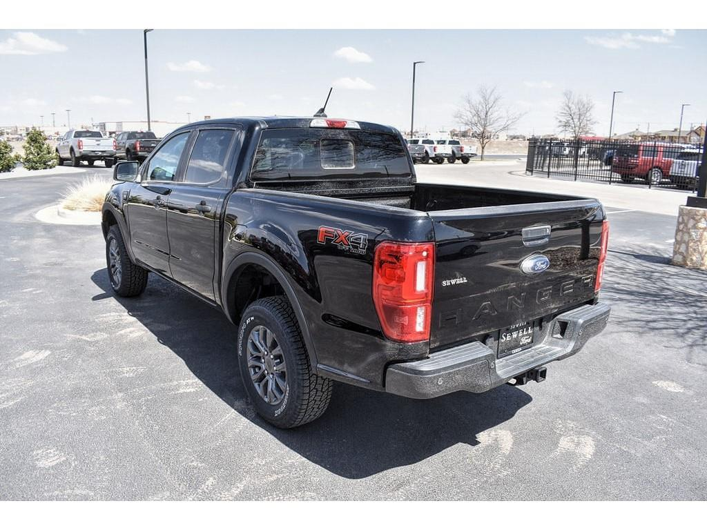 2021 Ford Ranger SuperCrew Cab 4x4, Pickup #109686 - photo 4