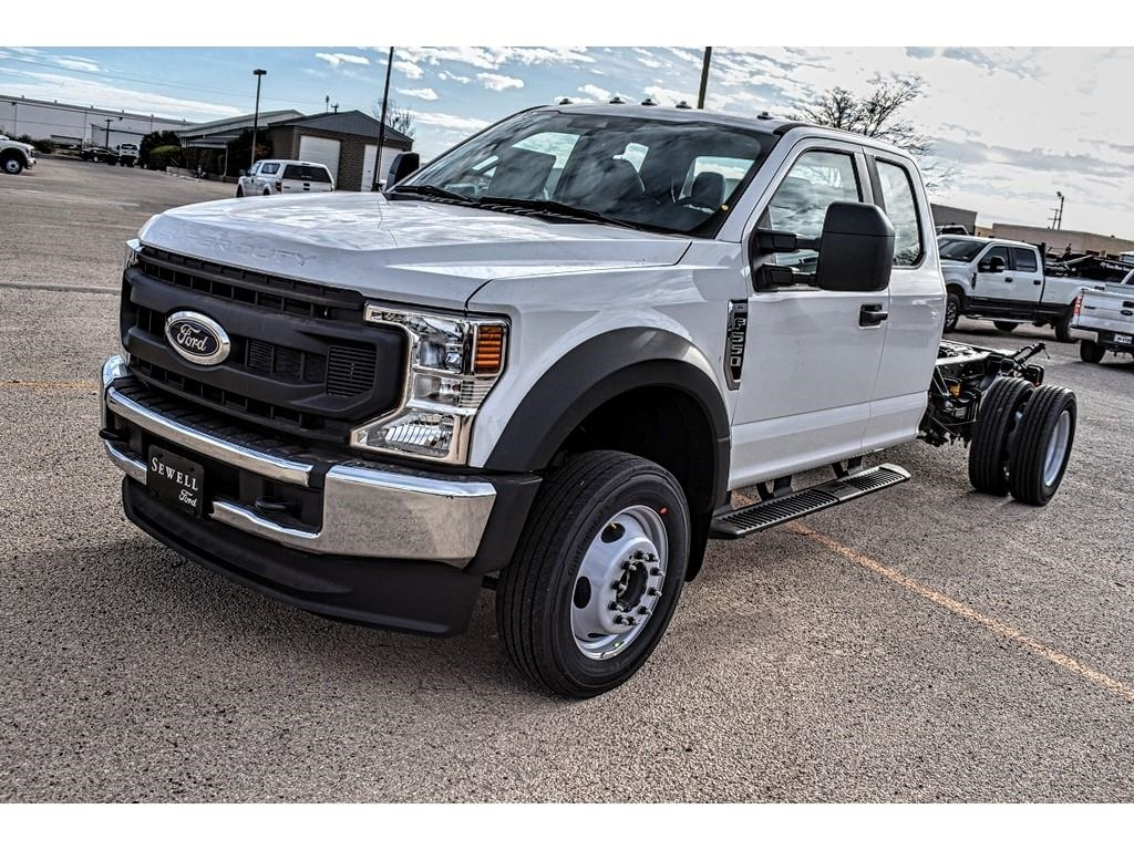 2021 Ford F-550 Super Cab DRW 4x4, Cab Chassis #112716 - photo 4