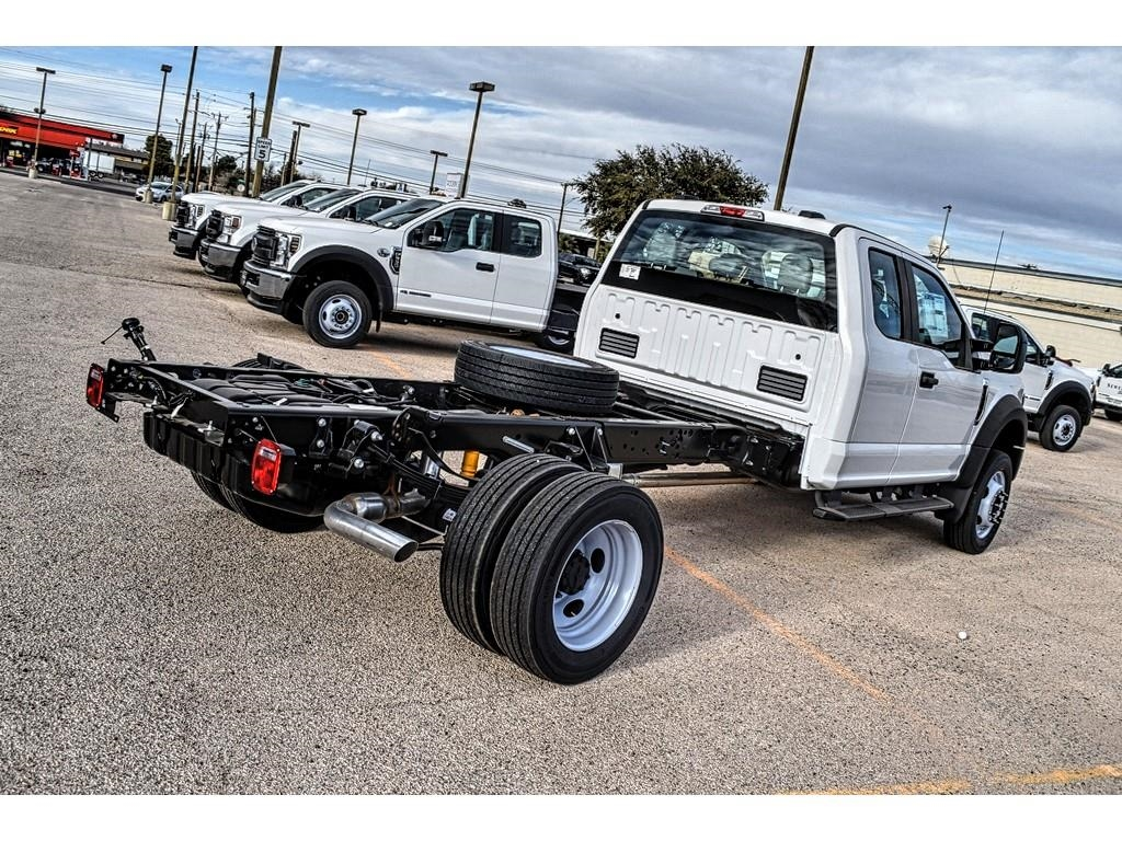 2021 Ford F-550 Super Cab DRW 4x4, Cab Chassis #112716 - photo 1