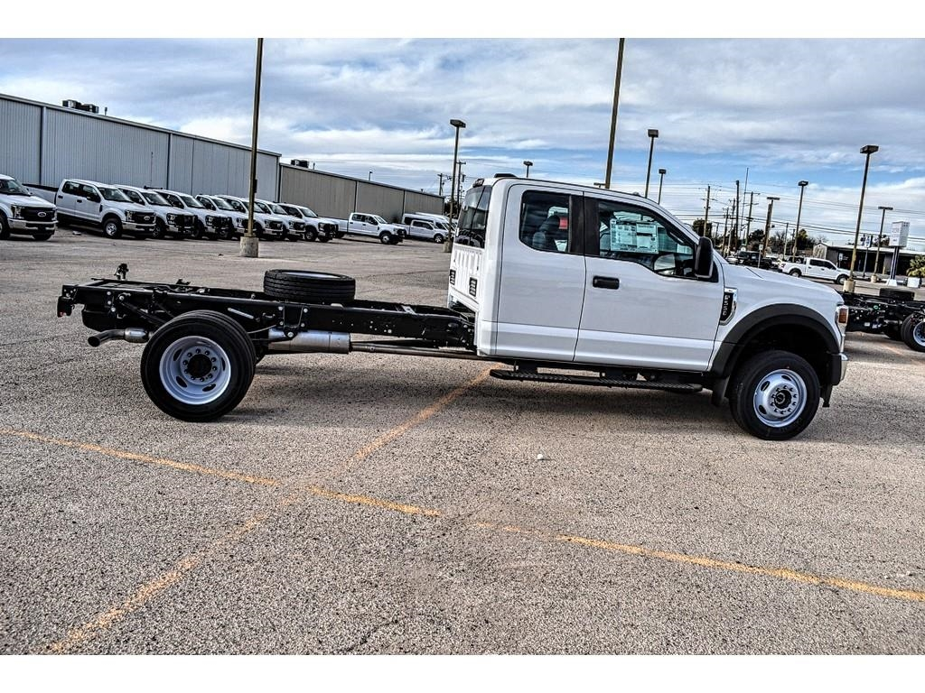 2021 Ford F-550 Super Cab DRW 4x4, Cab Chassis #112716 - photo 8