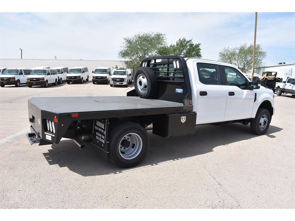 2021 Ford F-350 Crew Cab DRW 4x4, CM Truck Beds Platform Body #114177 - photo 1