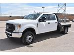 2021 Ford F-350 Crew Cab DRW 4x4, CM Truck Beds Platform Body #114177 - photo 4