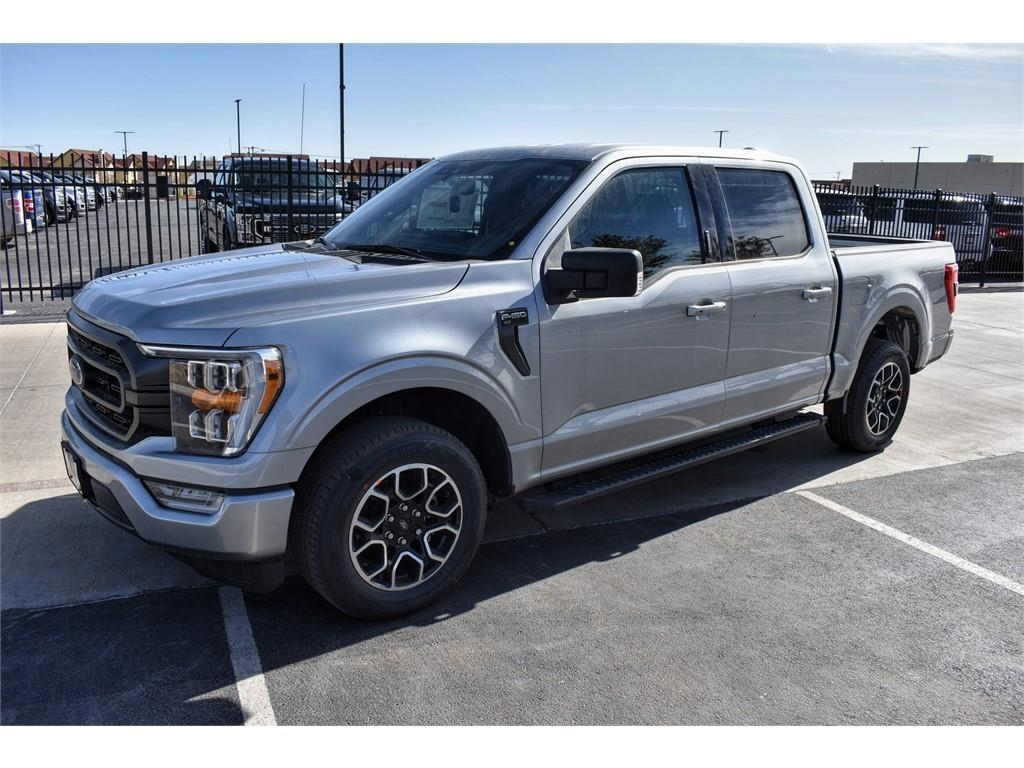 2021 Ford F-150 SuperCrew Cab 4x2, Pickup #116154 - photo 4