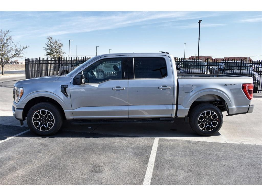 2021 Ford F-150 SuperCrew Cab 4x2, Pickup #116154 - photo 5