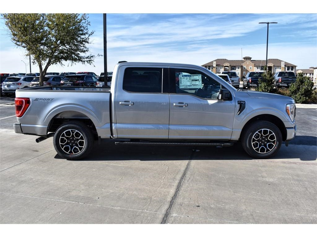 2021 Ford F-150 SuperCrew Cab 4x2, Pickup #116154 - photo 8