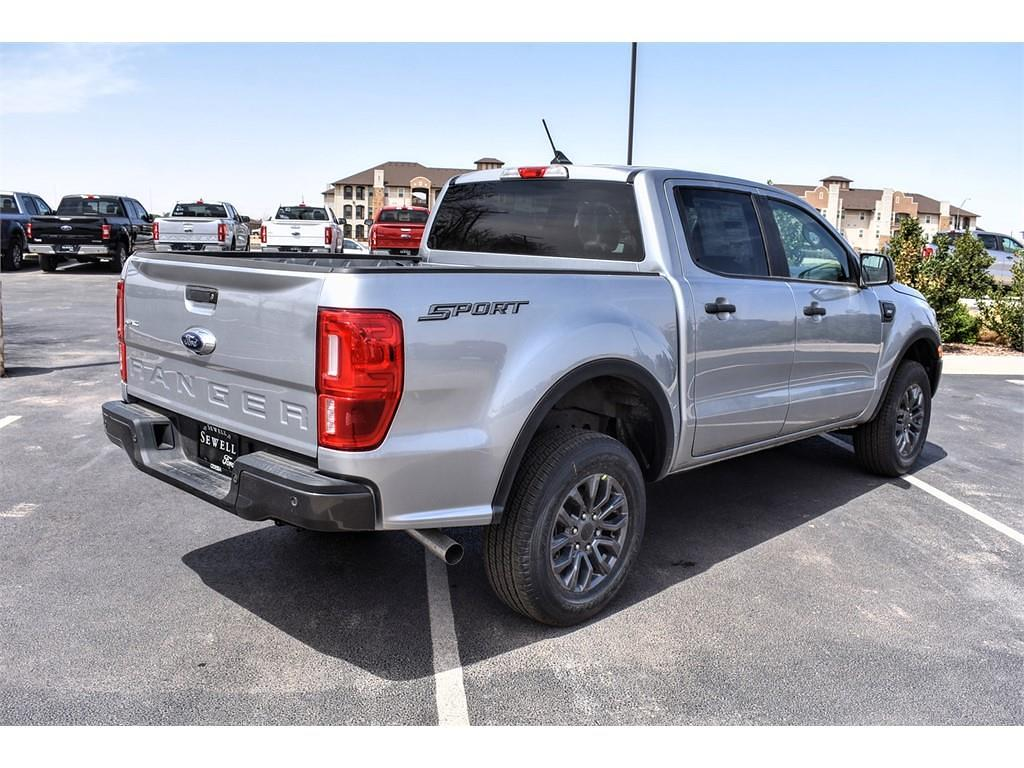 2021 Ford Ranger SuperCrew Cab 4x2, Pickup #117038 - photo 1