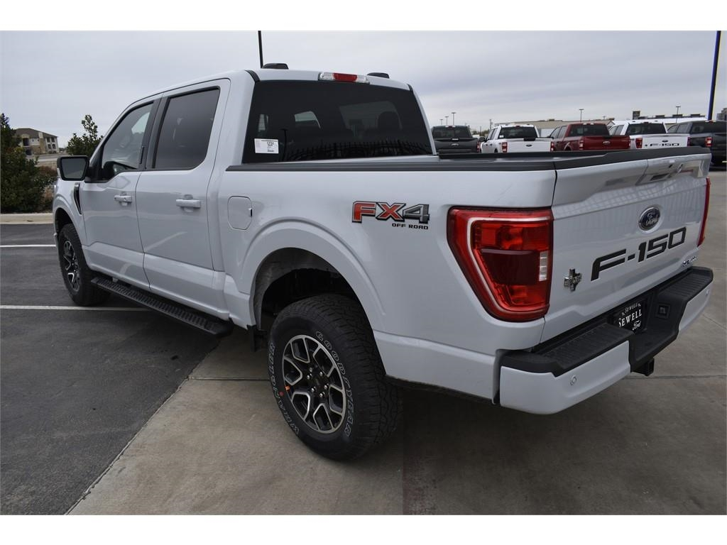2021 Ford F-150 SuperCrew Cab 4x4, Pickup #121936 - photo 6