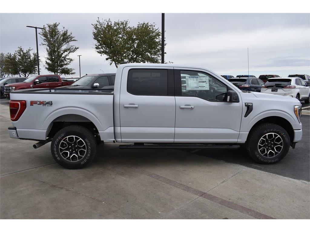 2021 Ford F-150 SuperCrew Cab 4x4, Pickup #121936 - photo 8