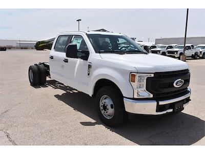 2021 Ford F-350 Crew Cab DRW 4x2, Cab Chassis #123765 - photo 1