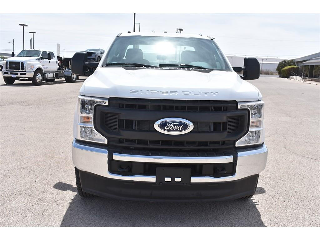 2021 Ford F-350 Super Cab DRW 4x4, Cab Chassis #124188 - photo 3