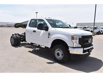 2021 Ford F-350 Super Cab DRW 4x4, Cab Chassis #124188 - photo 1