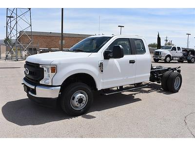 2021 Ford F-350 Super Cab DRW 4x4, Cab Chassis #124188 - photo 4
