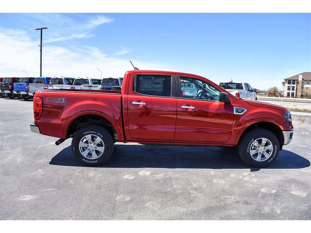 2021 Ford Ranger SuperCrew Cab 4x4, Pickup #125629 - photo 8