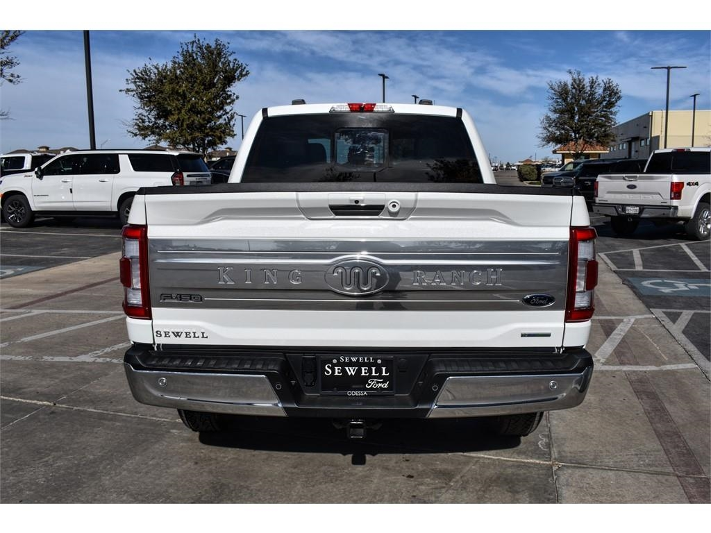 2021 Ford F-150 SuperCrew Cab 4x4, Pickup #150773 - photo 7
