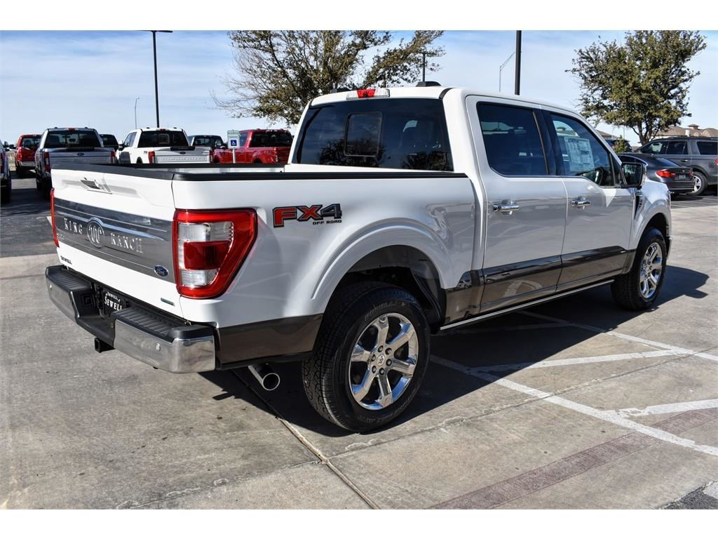 2021 Ford F-150 SuperCrew Cab 4x4, Pickup #150773 - photo 2