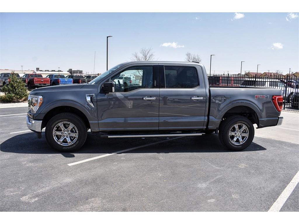 2021 Ford F-150 SuperCrew Cab 4x4, Pickup #159608 - photo 5