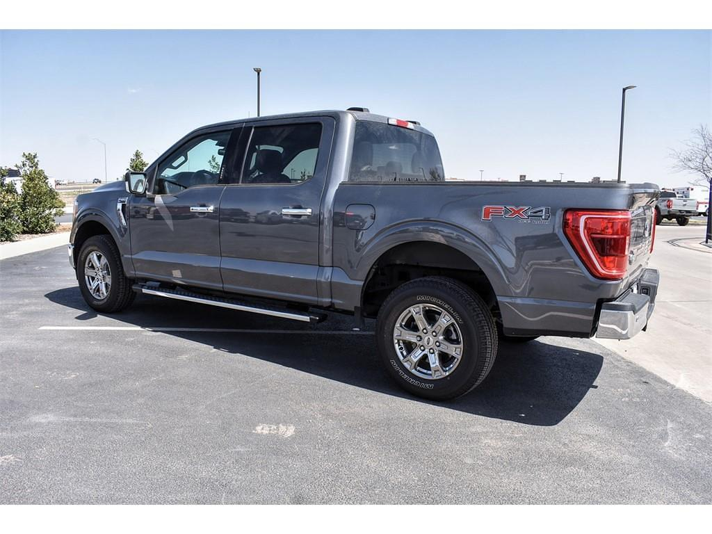 2021 Ford F-150 SuperCrew Cab 4x4, Pickup #159608 - photo 2