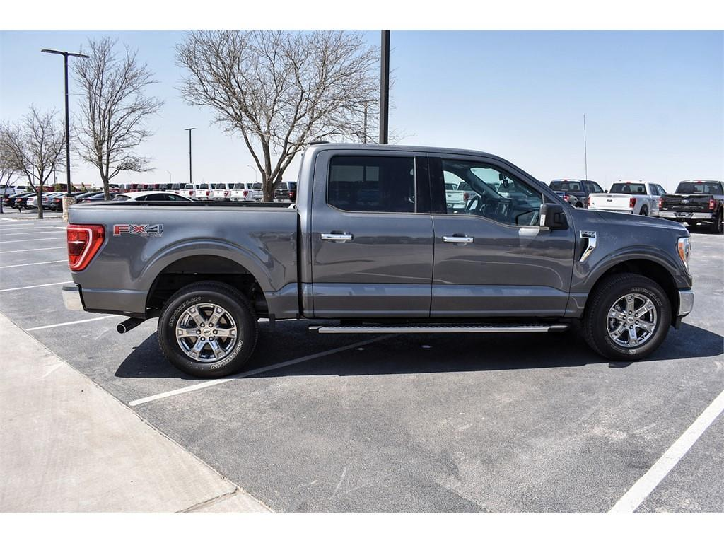 2021 Ford F-150 SuperCrew Cab 4x4, Pickup #159608 - photo 8