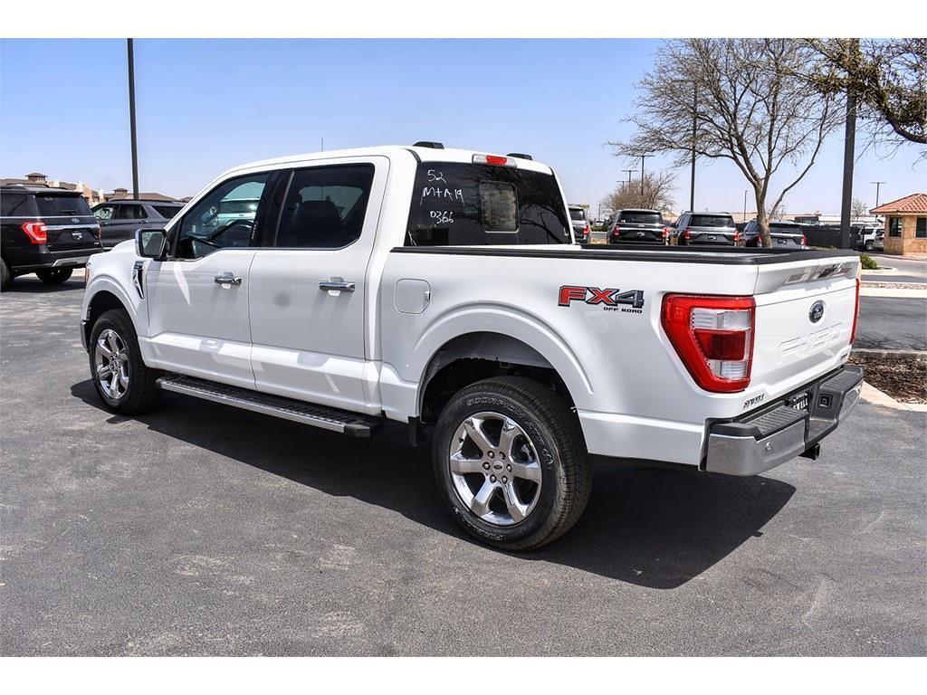 2021 Ford F-150 SuperCrew Cab 4x4, Pickup #190366 - photo 6