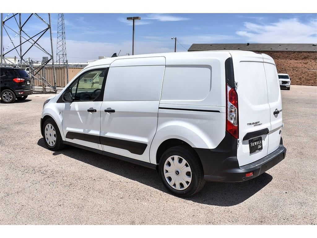 2021 Ford Transit Connect, Empty Cargo Van #191387 - photo 6