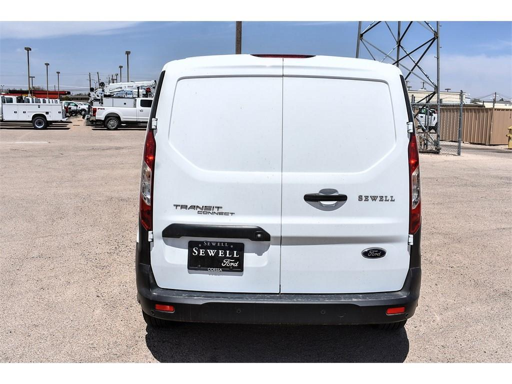 2021 Ford Transit Connect, Empty Cargo Van #191387 - photo 7