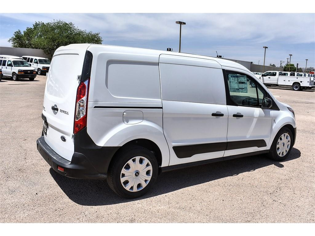 2021 Ford Transit Connect, Empty Cargo Van #191387 - photo 8