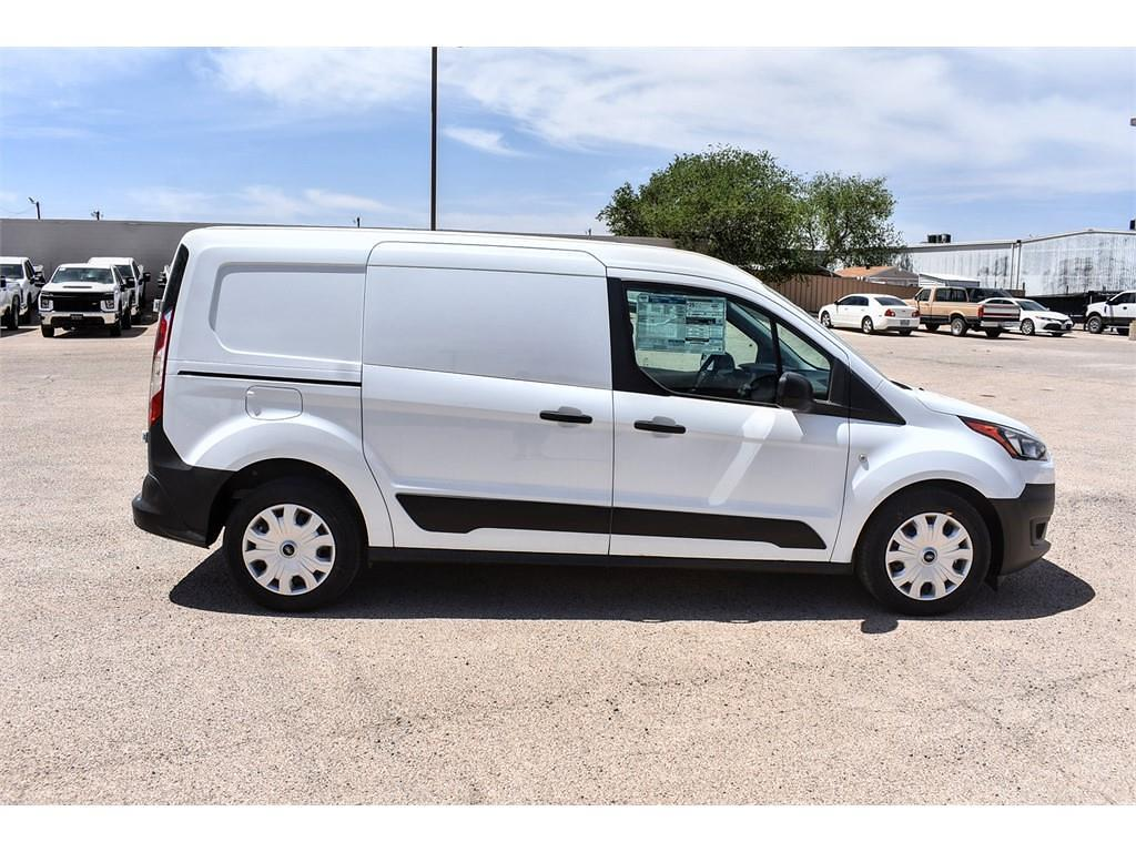 2021 Ford Transit Connect, Empty Cargo Van #191387 - photo 9