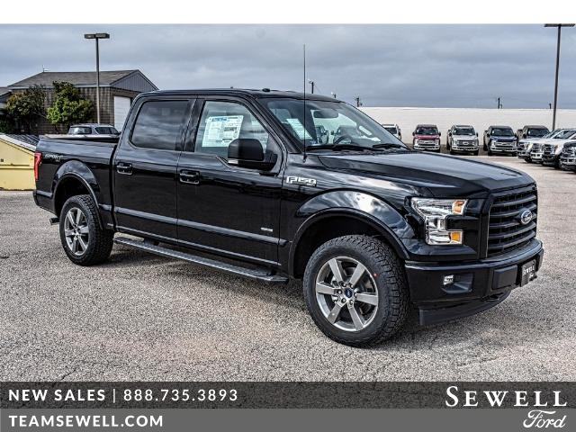 2017 Ford F-150 SuperCrew Cab 4x4, Pickup #L44046A - photo 1