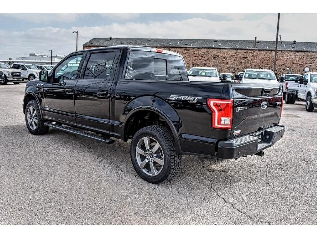 2017 Ford F-150 SuperCrew Cab 4x4, Pickup #L44046A - photo 4