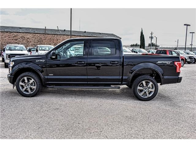 2017 Ford F-150 SuperCrew Cab 4x4, Pickup #L44046A - photo 5