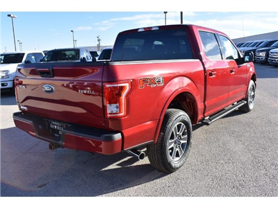 2017 Ford F-150 SuperCrew Cab 4x4, Pickup #L60676A - photo 2