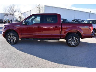 2017 Ford F-150 SuperCrew Cab 4x4, Pickup #L60676A - photo 5