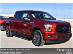2017 Ford F-150 SuperCrew Cab 4x4, Pickup #L60676A - photo 1