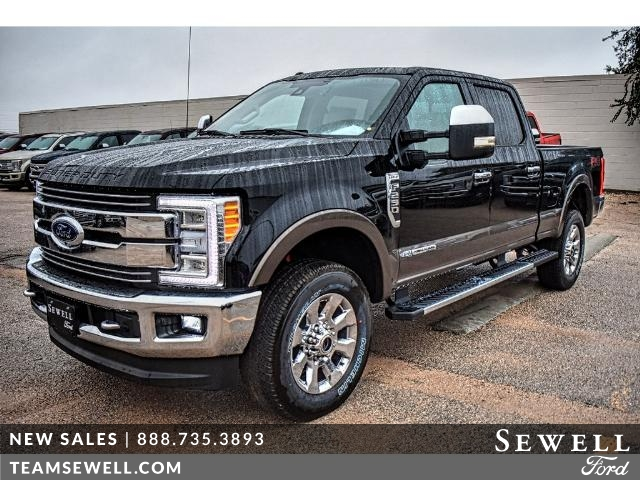 2017 F-250 Crew Cab 4x4, Pickup #L70302A - photo 1
