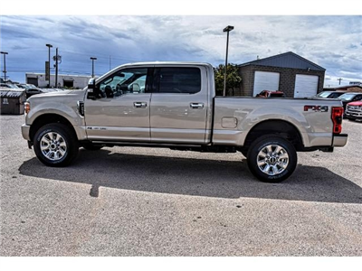 2017 Ford F-250 Crew Cab 4x4, Pickup #PL05850A - photo 5