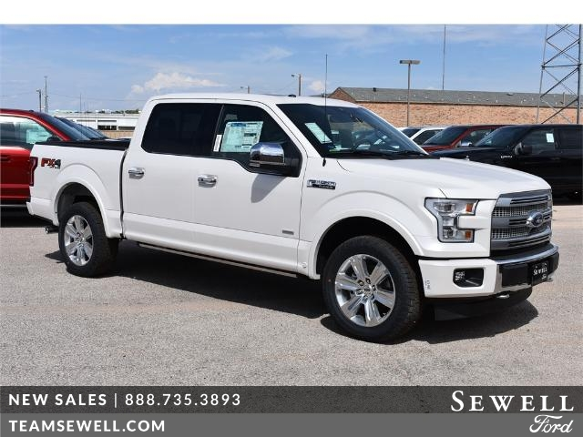 2017 F-150 SuperCrew Cab 4x4, Pickup #L38453A - photo 1