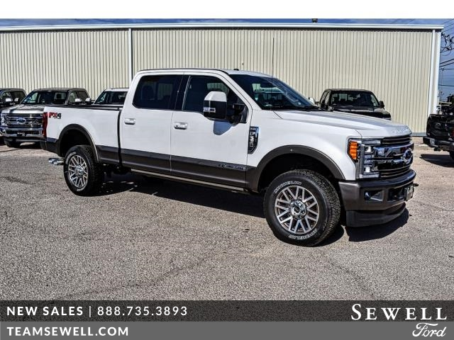 2018 F-250 Crew Cab 4x4, Pickup #916197A - photo 1