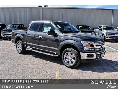 2018 Ford F-150 SuperCrew Cab 4x4, Pickup #169247A - photo 1