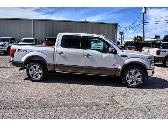 2018 Ford F-150 SuperCrew Cab 4x4, Pickup #150771A - photo 3