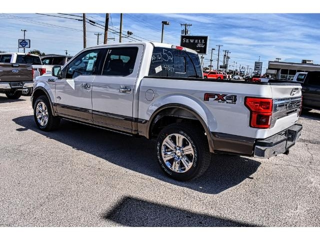 2018 Ford F-150 SuperCrew Cab 4x4, Pickup #150771A - photo 4