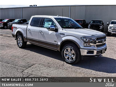 2018 Ford F-150 SuperCrew Cab 4x4, Pickup #150771A - photo 1