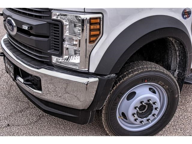 2018 F-550 Super Cab DRW 4x4, Knapheide Mechanics Body #854289 - photo 13